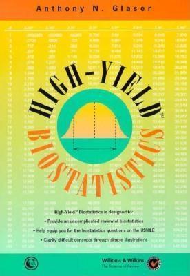 High Yield Biostatistics Anthony N. Glaser