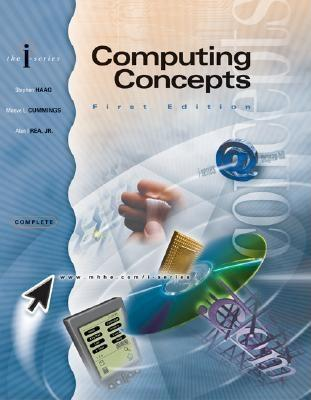 Computing Concepts: Complete Edition Stephen Haag