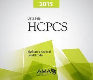 HCPCS 2015 Data File 2-10 Users AMA