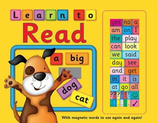 Learn to Read: With Magnetic Words to Use Again and Again! Nicola Baxter