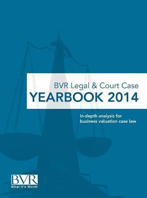 BVR Legal & Court Case Yearbook 2014 Sylvia Golden