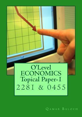OLevel Economics Topical Paper-1 Qamar Baloch