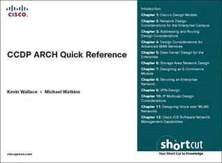 CCDP Arch Quick Reference Kevin Wallace  CCNP
