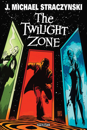 The Twilight Zone Volume 1: The Way Out  by  J. Michael Straczynski