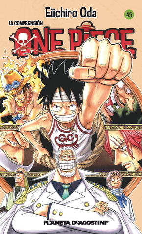 One Piece, tomo 45: La comprensión  by  Eiichiro Oda
