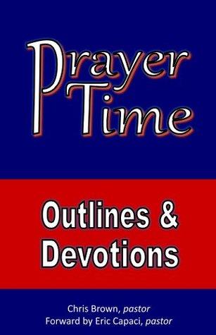 Prayer Time Chris Brown