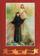 Jezus, vate zaupam. Izbrane molitve svete Favstine Maria Faustina Kowalska