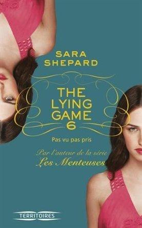 Pas vu pas pris (The Lying Game, #6) Sara Shepard