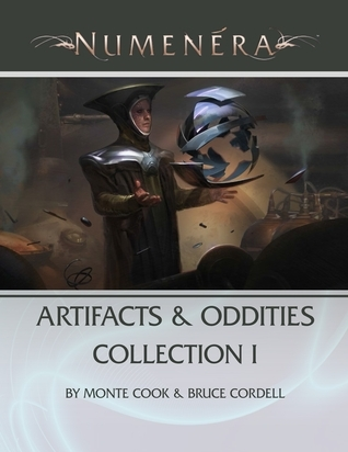 Artifacts Oddities Collection 1 Monte Cook