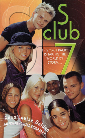S Club 7  by  Anna Louise Golden