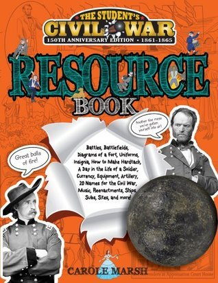 Civil War Resource Book  by  Carole Marsh