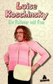 Ein Pullover voll Frau  by  Luise Koschinsky
