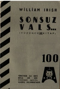 Sonsuz Vals  by  Cornell Woolrich