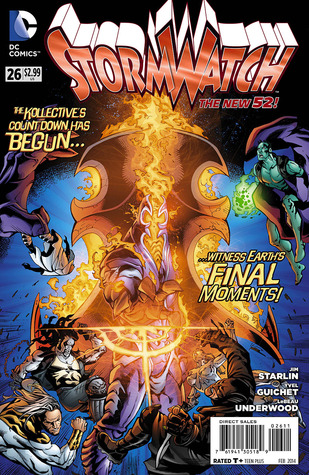 Stormwatch #26 (The New 52) Jim Starlin