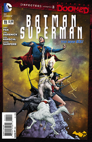 Batman/Superman #11 (The New 52)  by  Greg Pak