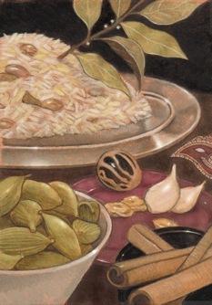 Improvisations: Rice  by  Jhumpa Lahiri