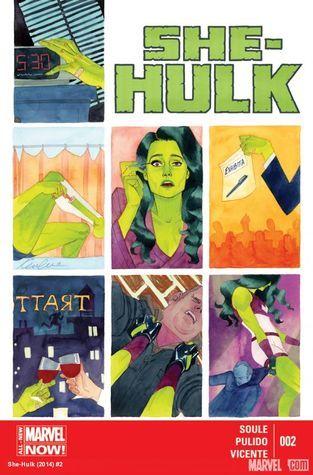 She-Hulk #2 (She-Hulk, Vol. 3, #2)  by  Charles Soule