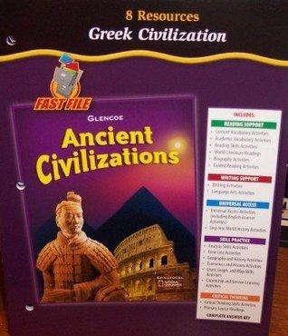 Chapter 8 Resources: Greek Civilization  by  Glencoe Publishing