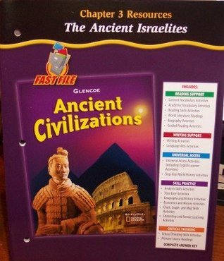 Chapter 3 Resources: The Ancient Israelites McGraw-Hill Glencoe