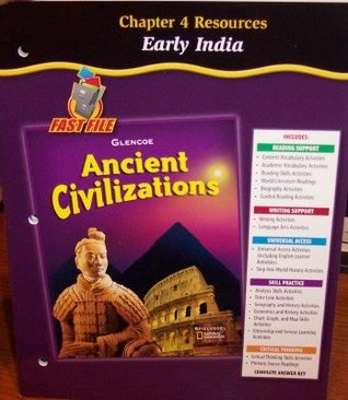 Chapter 4 Resources: Early India  by  McGraw-Hill Glencoe