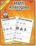 Math Analogies Boook 1  by  Linda Brumbaugh