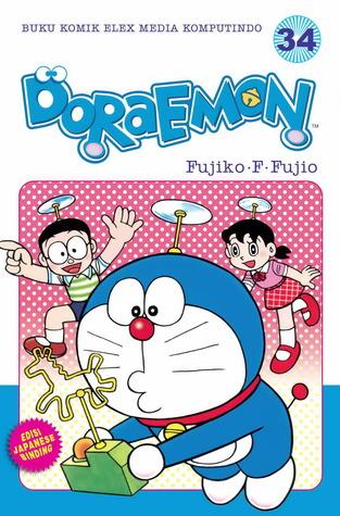 Doraemon Vol. 34 Fujiko F. Fujio