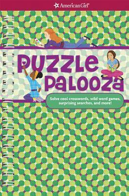 Puzzle Palooza: Solve Cool Crosswords, Wild Word Games, Surprising Searches, and More! Trula Magruder