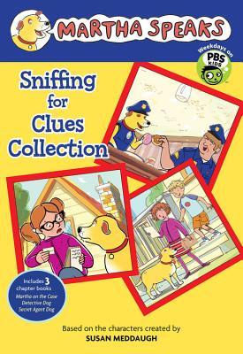 Martha Speaks: Sniffing for Clues Collection Susan Meddaugh
