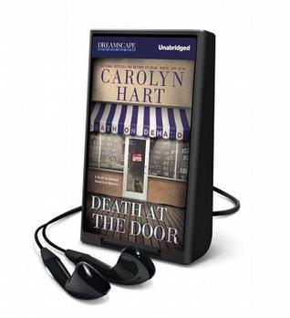 Death at the Door  by  Carolyn Hart