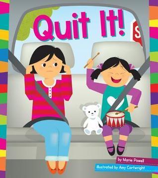 Quit It! Marie Powell