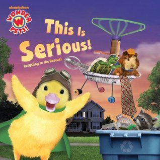 This is Serious! Recycling to the Rescue!  by  Nickelodeon