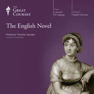 The English Novel  by  Timothy Spurgin