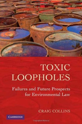 Toxic Loopholes  by  Collins Publishers