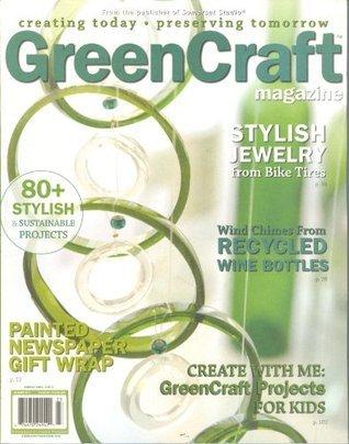 GreenCraft Magazine (Autumn 2012) Andrea Rangno