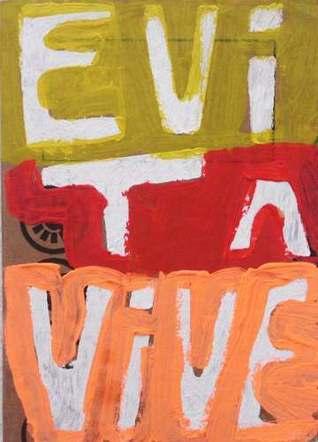 Evita Vive  by  Néstor Perlongher