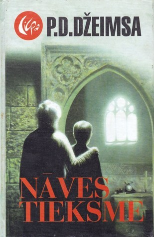 Nāves tieksme  by  P.D. James