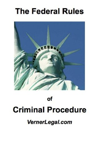 Federal Rules of Criminal Procedure (Just the Rules Series)  by  Judicial Conference of the United States