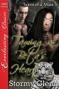 Taming a Betas Heart (Scent of a Mate #5) Stormy Glenn