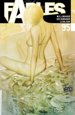 Fables #95 Bill Willingham