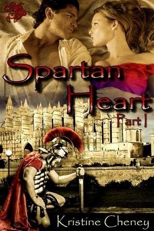 Spartan Heart (Spartan Heart, #1)  by  Kristine Cheney