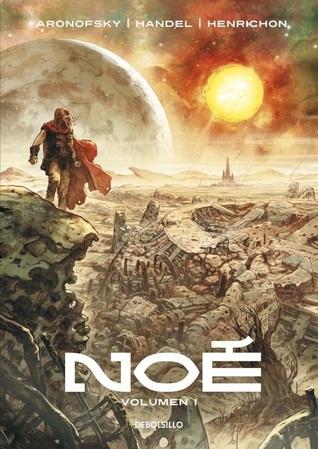 Noé, volumen 1 (Noé, #1)  by  Darren Aronofsky