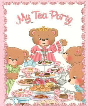 My Tea Party: Personalized Book  by  Cathy Adams