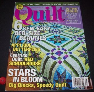 Quilt (#75) February/March 2007  by  Jean Ann Wright