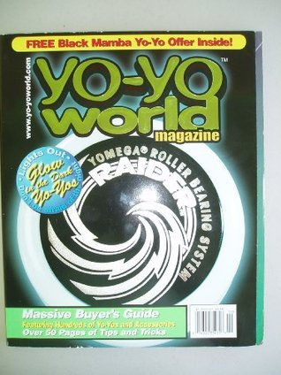 Yo-Yo World Magazine Sept/Oct 1999 (Vol.1-Issue 2)  by  Stuart F. Crump Jr.