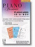 Piano Adventures Flashcards-In-A-Box  by  Faber