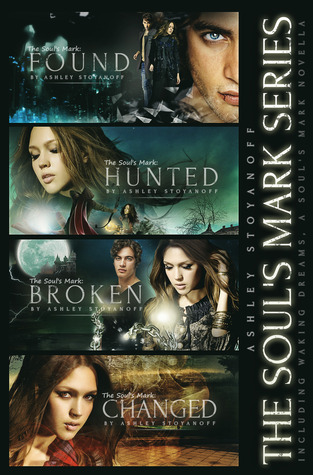 The Souls Mark Series (The Souls Mark, #1-4)  by  Ashley Stoyanoff