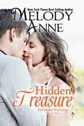Hidden Treasure (The Lost Andersons, #2)  by  Melody Anne
