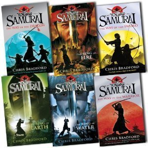 Chris Bradford Young Samurai 6 Books Collection Pack Set  by  Chris Bradford