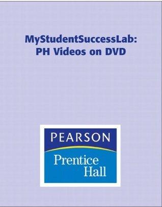 MyStudentSuccessLab PH Videos on DVD  by  Prentice Hall Sscd