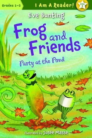 Party at the Pond  by  Eve Bunting